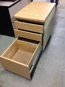 SMALL WOODEN ROLLING PEDESTALS - LOTS OF COLOURS Kitchener / Waterloo Kitchener Area image 3