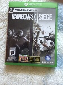 Tom Clancy's Rainbow Sic Seige