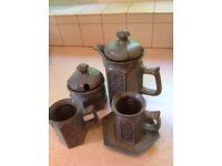 Tyn llan Coffee Set