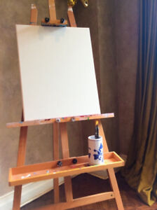 Artist Easel from Curry's Art Store (Used)