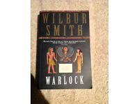 Warlock- Wilbur Smith