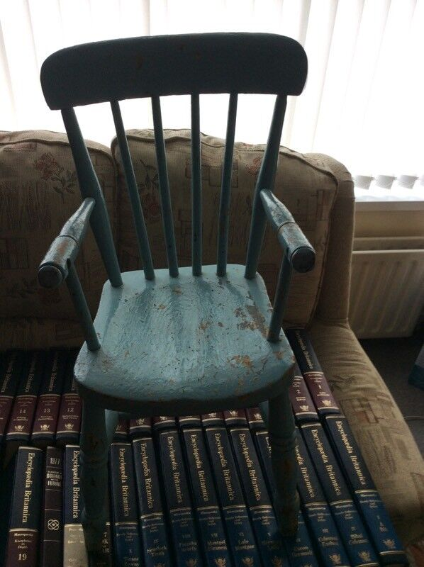 Vintage Childu0027s Chair. & Vintage Childu0027s Chair. | in Coleraine County Londonderry | Gumtree