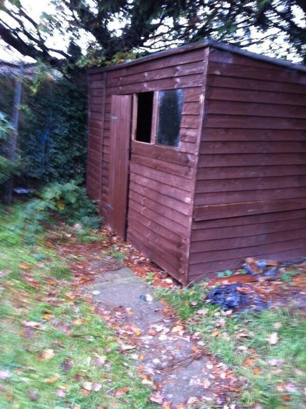 throughout garden sheds exeter