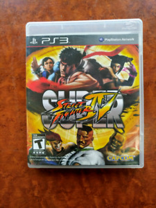 Street Fighters 4
