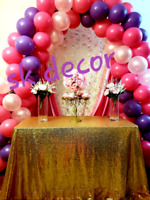 Party Decor for your special events.