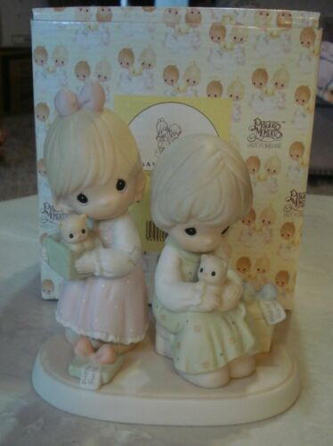 Precious Moments-TO A VERY SPECIAL SISTER-# 528633 (1993)
