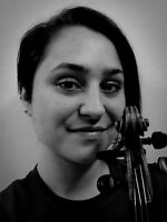 Violin Lessons Ages 7-adult