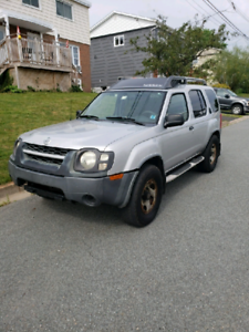 Nissan xterra 4x4 NEED GONE