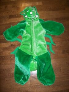 Catapillar Costume, Size 3-5