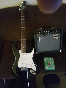 guitar / amp / sound effects pedal