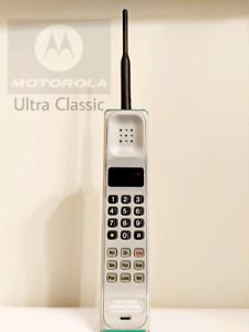 Motorola Brick Cell Vintage ''New Sealed''