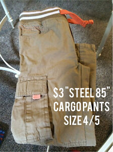 Kids clothing size 12 months to 5 Strathcona County Edmonton Area image 6