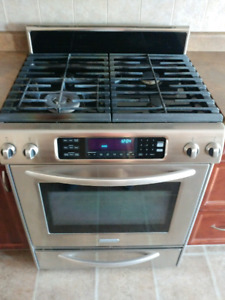 KitchenAid gas stove