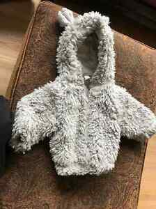 Winter snow suits and jackets for baby