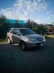 2005 Acura MDX for parts.