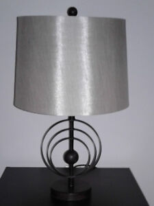 Table Lamp + Table - like NEW