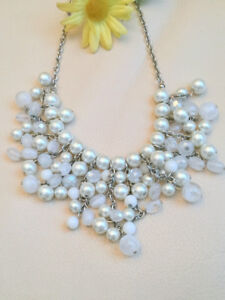 NECKLACE Mother-of-Pearl Jewelery Stunning Accessories