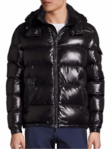 Brand New Moncler Maya Quilted Mens Winter Jacket M Medium Black