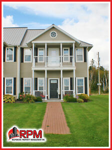 WATERVIEW 2BR Luxury Townhouse on Beautiful SUMMERSIDE HARBOUR!
