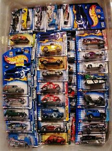 HUGE Lot 600 Hot Wheels 1999-2004 Mixed Mint on Cards NEW !!!!! Prince George British Columbia image 4