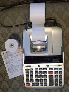 Canon Printing Calculator MP-11DX