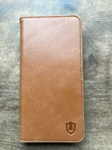 iPhone 7plus/iPhone 8plus leather wallet case
