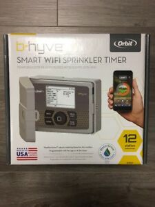 Orbit B-Hyve 12 Station Smart Wifi Sprinkler Timer 57950 New