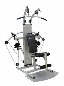 BIO FORCE HOME GYM QUICK WEIGHT SELECTION UP TO 100 WORKOUTS