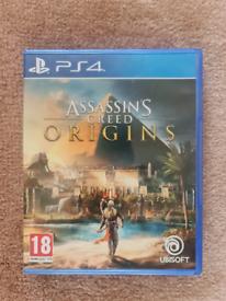 PS4 Assassins Creed - Origins