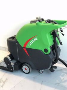 TopVac Plus Cyclone TC26RBT Autoscrubber