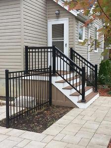 McConnell Aluminum Railings -railings, gates, glass railings Kitchener / Waterloo Kitchener Area image 4