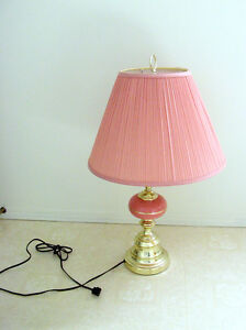 Space Saving Pole Lamps, Large Table Lamp, Swag Lamp
