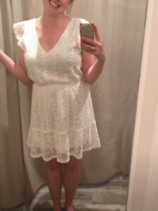 Lace Dress, Perfect for Bridal Shower