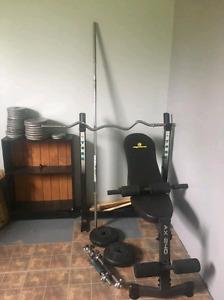 Weights/bench