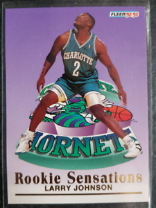 Larry Johnson Rookie Card