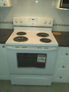 Fridge and stove 200$