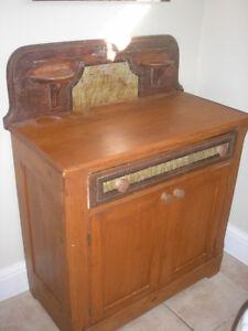 Antique Pine Sink