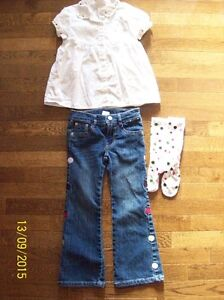 Gymboree 'Pups And Kisses' Outfit, Girls Size 5