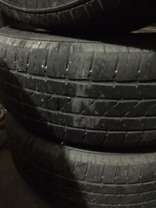 4 Tires with Rim