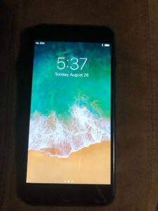 iPhone 8 64 gb unlocked mint condition black color