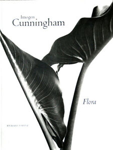 "Photography ""FLORA"" by Imogen Cunningham  1st paperback ed"