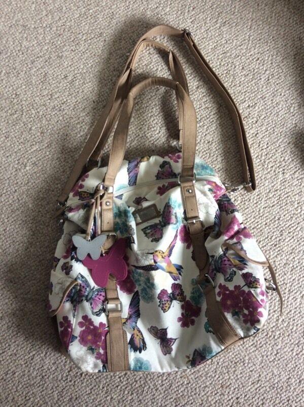 Next Erfly And Humming Bird Handbag Bag In Blacon Cheshire
