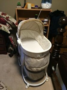 high chair / swing/ bassinet