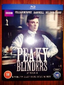 Peaky Blinders season 2  - Blu-ray.