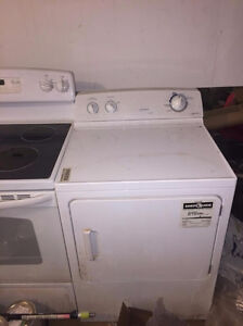 GE Stove and dryer must sell