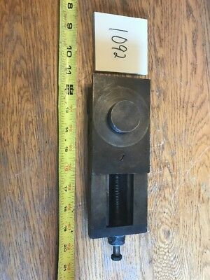 Victor Lathe 1918 Vintage Compound Slide Assembly