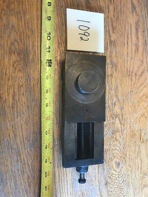 Victor Lathe 1918 Vintage Compound Slide Assembly