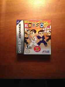 River city ransom ex for gameboy advance