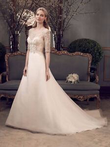 WE PAY THE TAX ON ALL BRIDAL GOWNS OVER $800!!