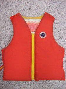 FLOATER LIFE JACKETS BY MUSTANG